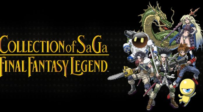 Collection of SaGa: Final Fantasy Legend - Une