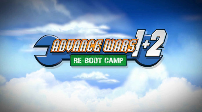 Advance Wars 1+2 Re-Boot Camp - Une