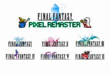 Final Fantasy Pixel Remaster - Une