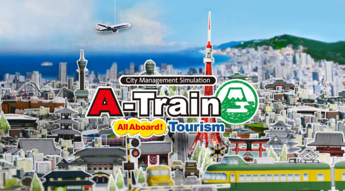 A-Train: All Aboard! Tourism - Une