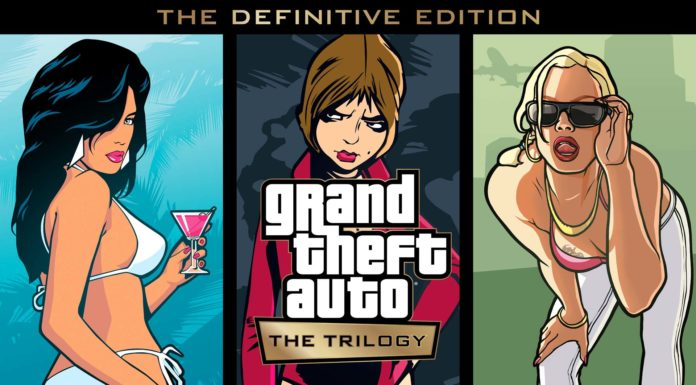 Grand Theft Auto: The Trilogy - The Definitive Edition - Une