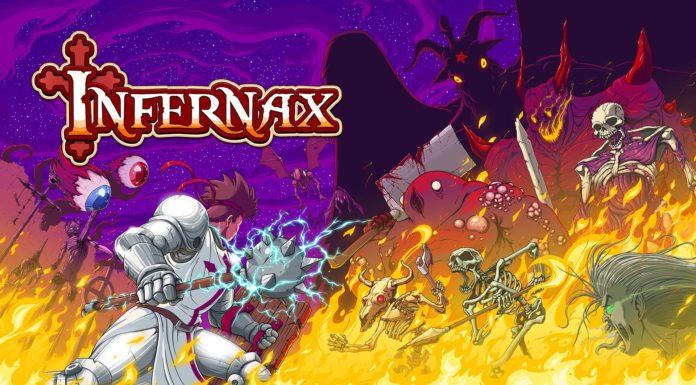 Infernax - Une