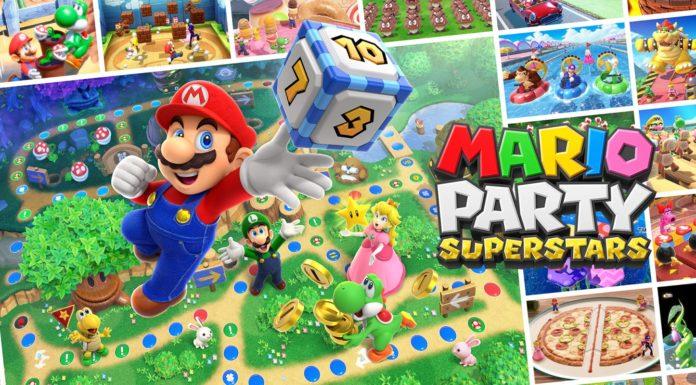 Mario Party Superstars - Une