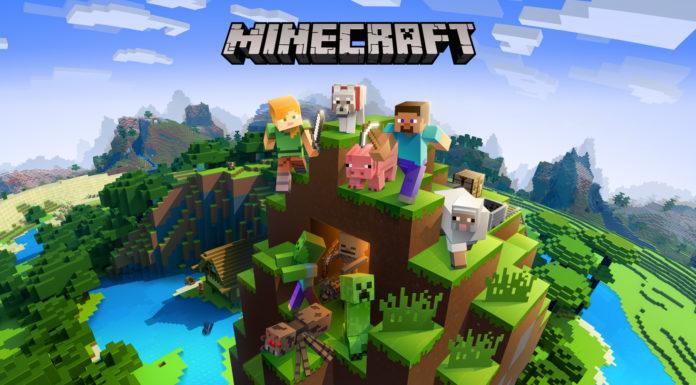 Minecraft - Une