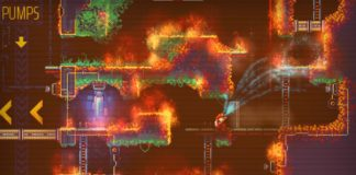 Nuclear Blaze - Une